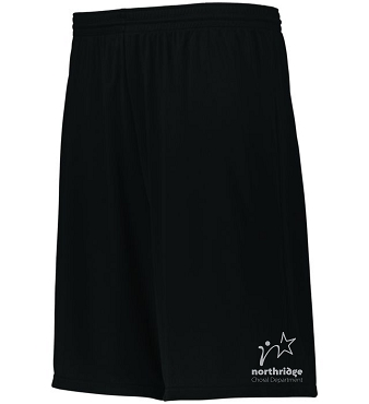 Men Longer Length Attain Wicking Shorts