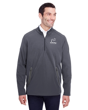 North End Men's Quest Stretch Quarter-Zip